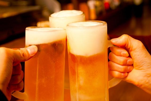 アルコールと中性脂肪