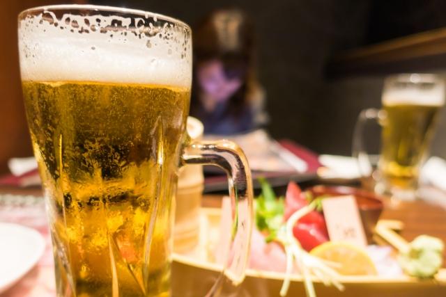 原因② アルコールの飲み過ぎ
