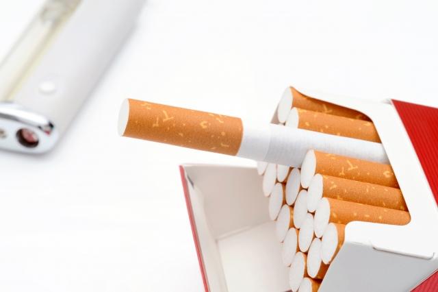 原因⑦ 喫煙・タバコ