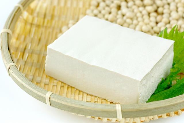 豆腐も効果的
