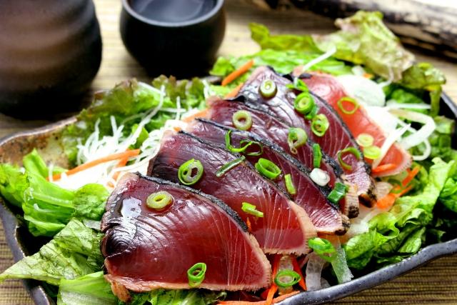 魚はDHA・EPAサプリ