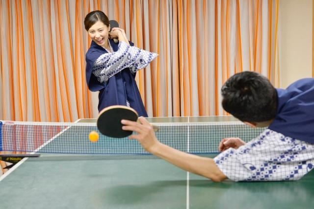 楽しいスポーツやゲーム