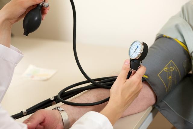 血圧が高いとどうなるの?
