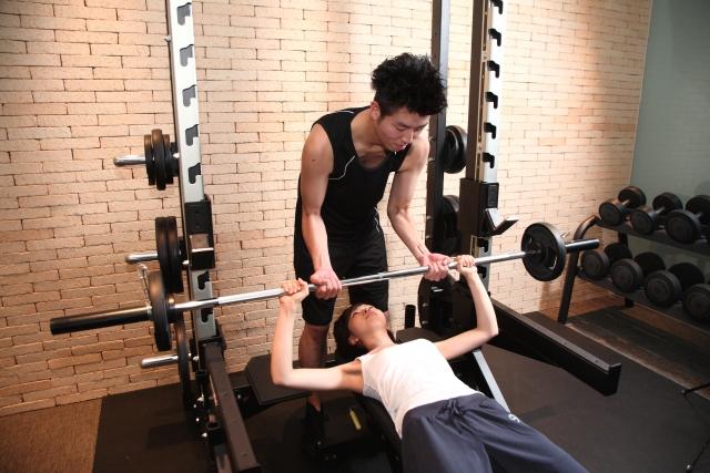 筋トレと無酸素運動