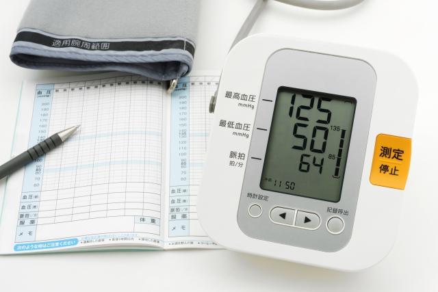 血圧の正常値